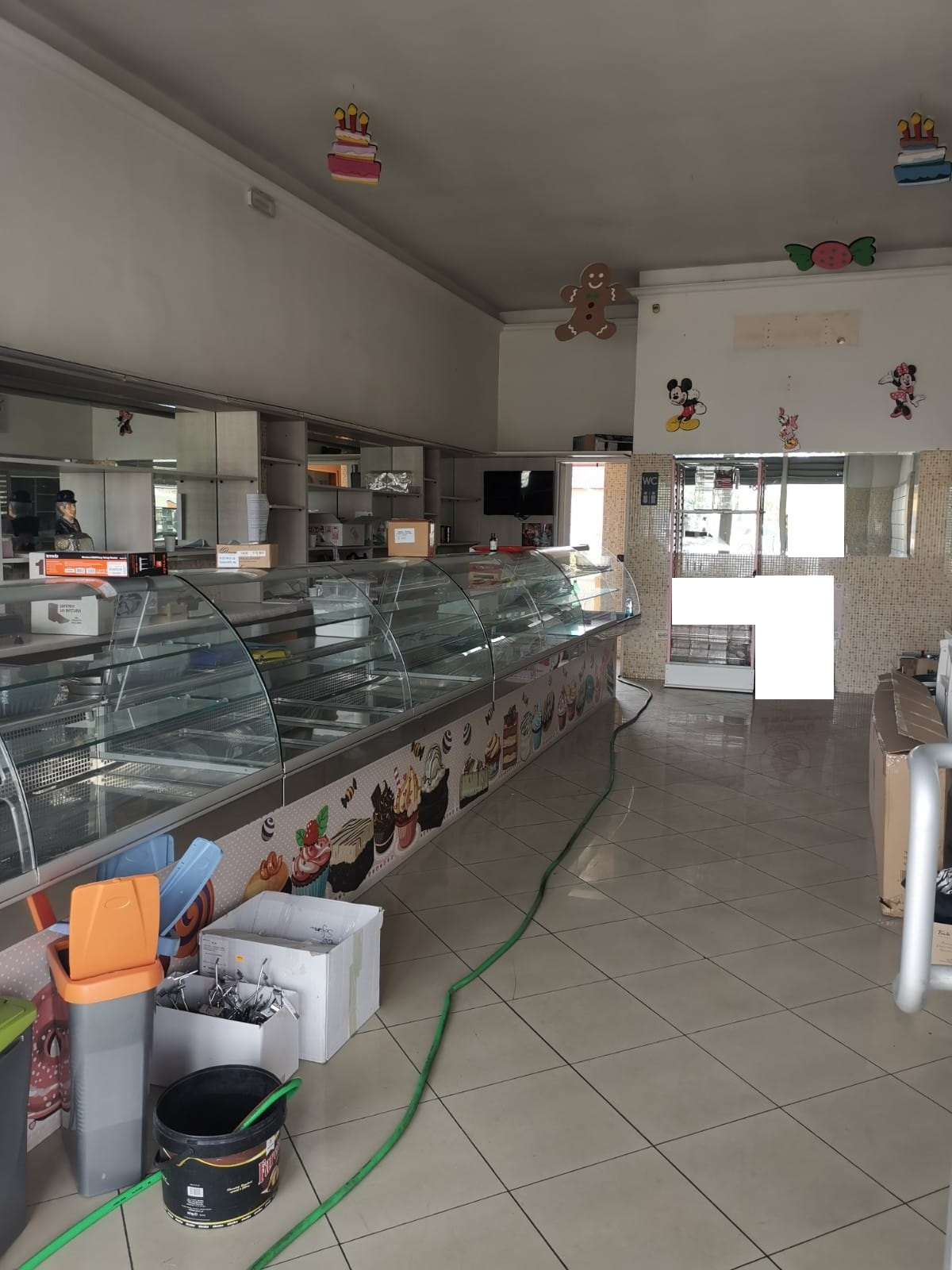ATTIVITA COMMERCIALE Varcaturo Centro Rif 36970