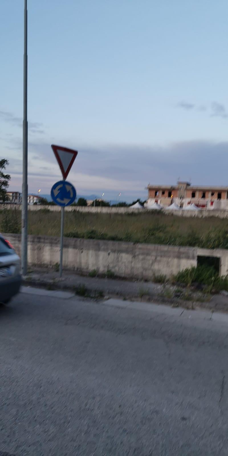 TERRENO INDUSTRIALE-CAT. A/10 Sant'Antimo