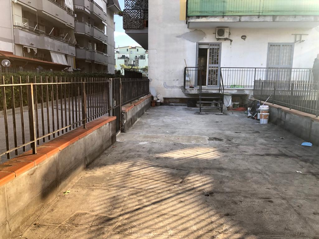 APPARTAMENTO CON GIARDINO Melito-Via San Vito