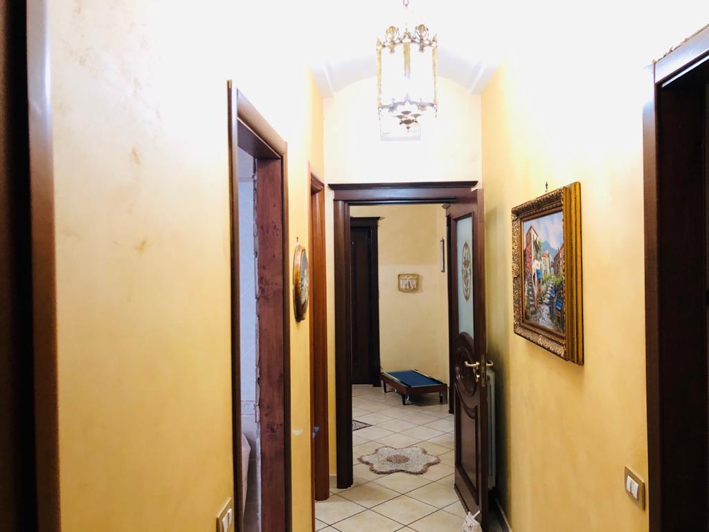 APPARTAMENTO RISTRUTTURATO IN PARCO Giugliano-Via Morelli