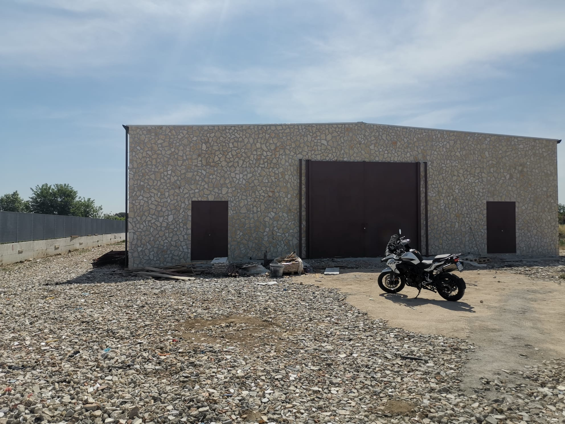 LOCALE COMMERCIALE NUOVA COSTRUZIONE Giugliano/Villa Literno-Santa Maria a Cubito