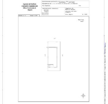 LOCALE COMMERCIALE SU 2 LIVELLI Varcaturo Centro Rif 37628